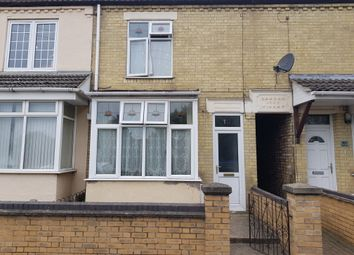 Thumbnail 3 bed terraced house to rent in Midland Road, Peterborough