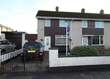 Thumbnail 3 bed terraced house for sale in Northland, Greenisland, Carrickfergus