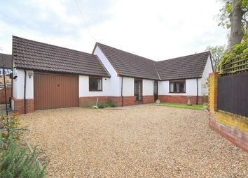 Thumbnail 2 bed detached bungalow for sale in Earning Street, Godmanchester, Huntingdon, Cambridgeshire