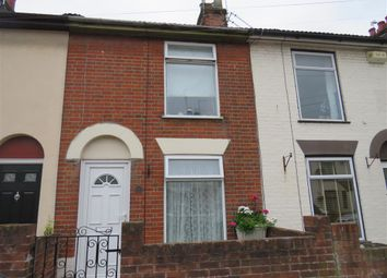 Thumbnail 2 bed terraced house for sale in Lower Cliff Road, Gorleston, Great Yarmouth