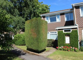 Thumbnail 3 bed end terrace house for sale in Regent Close, Hungerford