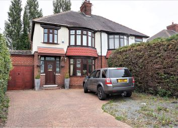 Thumbnail 4 bed semi-detached house for sale in Thornaby Road, Stockton-On-Tees