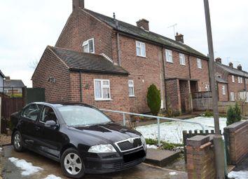 Thumbnail 3 bed semi-detached house for sale in Goseley Avenue, Hartshorne, Swadlincote