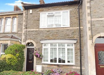 Thumbnail 3 bed terraced house for sale in West Street, Oldland Common, Bristol