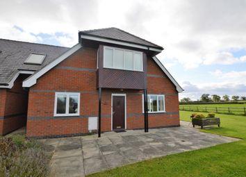 Thumbnail 1 bed flat to rent in Rossett, Wrexham