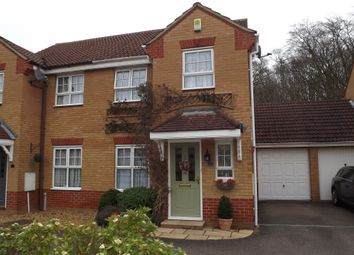 Thumbnail 3 bed semi-detached house for sale in Wingfield Drive, Potton