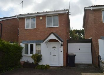 Thumbnail 2 bedroom link-detached house for sale in Wilford Avenue, Wakes Meadow, Northampton