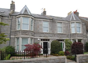 Thumbnail 4 bedroom terraced house to rent in Blenheim Place, Aberdeen
