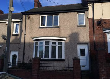 Thumbnail 3 bed terraced house to rent in Durham Road, Ferryhill
