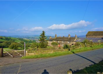 Thumbnail 4 bed farmhouse for sale in Derbyshire Level, Glossop