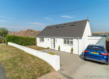 Thumbnail 4 bed detached house for sale in Westmeston Avenue, Saltdea, Brighton