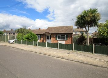 Thumbnail 1 bed bungalow for sale in South Hall Drive, Rainham