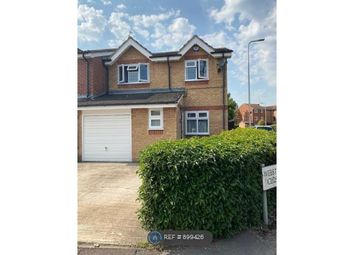Thumbnail 4 bed end terrace house to rent in Webster Close, Hornchurch