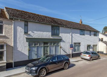 Thumbnail 4 bed end terrace house for sale in Sandford, Crediton