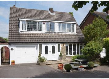 Thumbnail 4 bed detached house for sale in Sandyfields Road, Sedgley