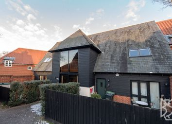 Thumbnail 2 bed flat for sale in Lower Somersham, Ipswich, Suffolk
