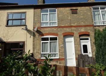 Thumbnail 2 bed terraced house to rent in Station Road, Hugglescote, Coalville