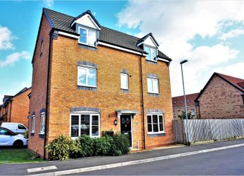 Thumbnail 4 bed link-detached house for sale in Mill Lane, Sutton-In-Ashfield
