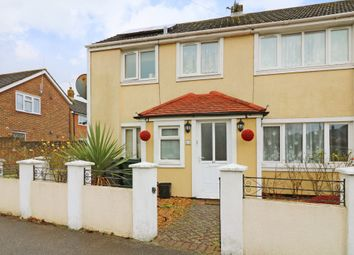 3 bed terraced house for sale in Brookfield Road, Ashford TN23