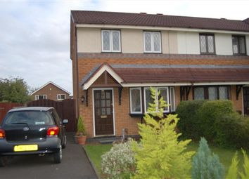 Thumbnail 2 bed flat to rent in Dovedale Close, Ingol, Preston