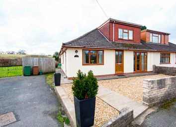 Thumbnail 4 bed bungalow for sale in Brooklands, Nelson, Treharris