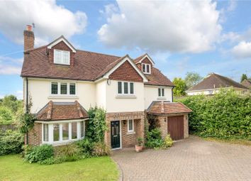 Thumbnail 6 bed detached house for sale in Echo Barn Lane, Wrecclesham, Farnham, Surrey