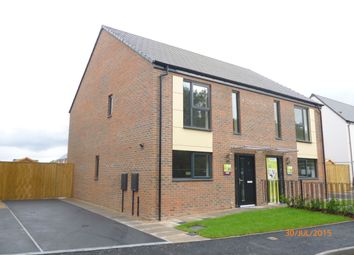 Thumbnail 3 bed semi-detached house to rent in Pegasus Way, Balby