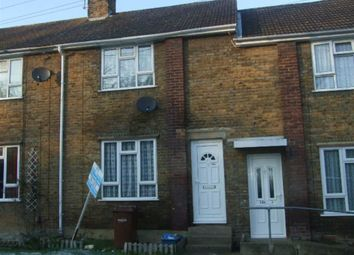 Thumbnail 2 bed terraced house to rent in Darnley Road, Rochester, Rochester