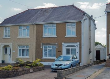 Thumbnail 2 bed semi-detached house for sale in Penygroes Road, Ammanford