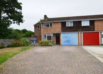 Thumbnail 4 bed end terrace house to rent in Christchurch Drive, Blackwater, Camberley