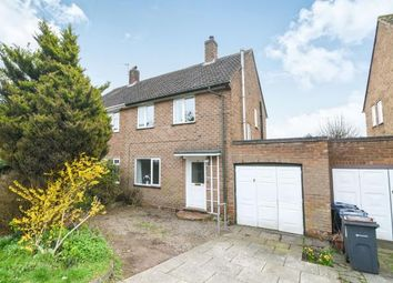 Thumbnail 2 bed semi-detached house for sale in Long Mynd Road, Northfield, Birmingham, West Midlands