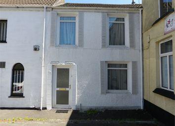 Thumbnail 4 bedroom terraced house for sale in Martin Street, Morriston, Swansea, West Glamorgan