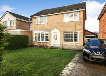 Thumbnail 4 bed detached house for sale in Farfield Avenue, Knaresborough, North Yorkshire