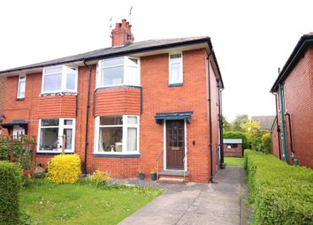Thumbnail 3 bedroom semi-detached house for sale in Wedderburn Drive, Harrogate