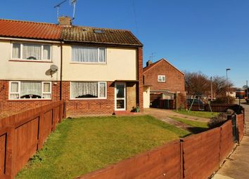 Thumbnail 3 bed semi-detached house for sale in Millfields, Barton-Upon-Humber