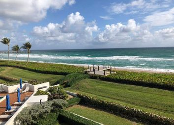 Thumbnail 3 bed property for sale in 3120 S Ocean Blvd Unit 1-301, Palm Beach, Fl, 33480