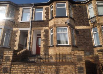 Thumbnail 3 bed terraced house to rent in Holland Street, Ebbwvale