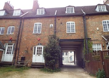 Thumbnail 1 bed town house to rent in Bedford Street, Woburn