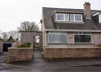 Thumbnail 2 bed semi-detached house for sale in Roseville Place, Arbroath