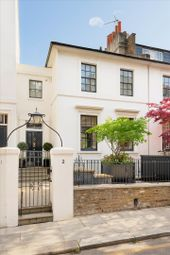 Thumbnail 5 bed terraced house for sale in Canning Place, Kensington, London
