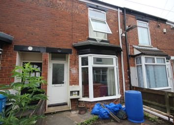 Thumbnail 2 bed terraced house for sale in Victoria Avenue, Rustenburg Street, Hull