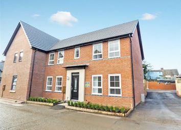 Thumbnail 4 bed semi-detached house for sale in Woodland View, Lawley Village, Telford, Shropshire