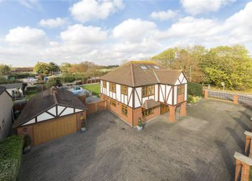 Thumbnail 6 bed detached house for sale in Bretons Cottages, Rainham Road, Rainham