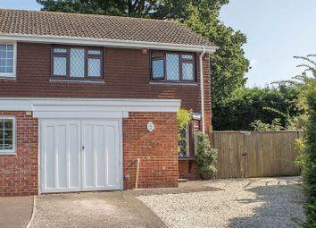 Thumbnail 3 bed end terrace house for sale in Lakeside Avenue, Rownhams, Southampton