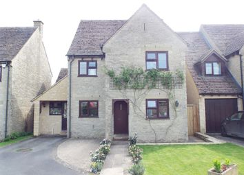 Thumbnail 3 bed detached house to rent in Harolds Close, Leafield, Witney