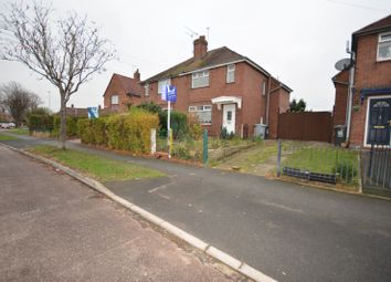 Thumbnail 3 bed terraced house to rent in Rigby Avenue, Crewe