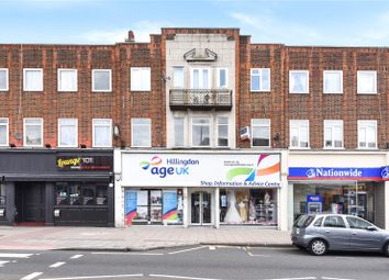 Thumbnail 2 bedroom flat for sale in High Street, Ruislip, Middlesex