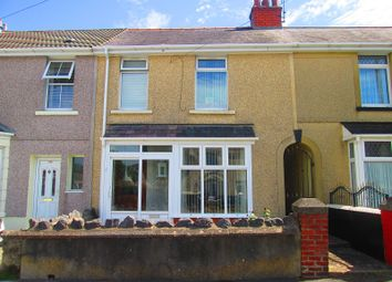 Thumbnail 2 bedroom terraced house for sale in Middle Road, Gendros, Swansea, City And County Of Swansea.