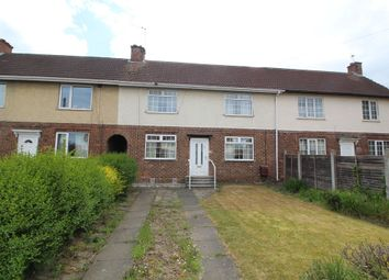 Thumbnail 3 bed terraced house for sale in Third Avenue, Woodlands, Doncaster