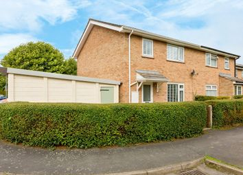Thumbnail 3 bed end terrace house for sale in Park Close, Bassingbourn, Royston